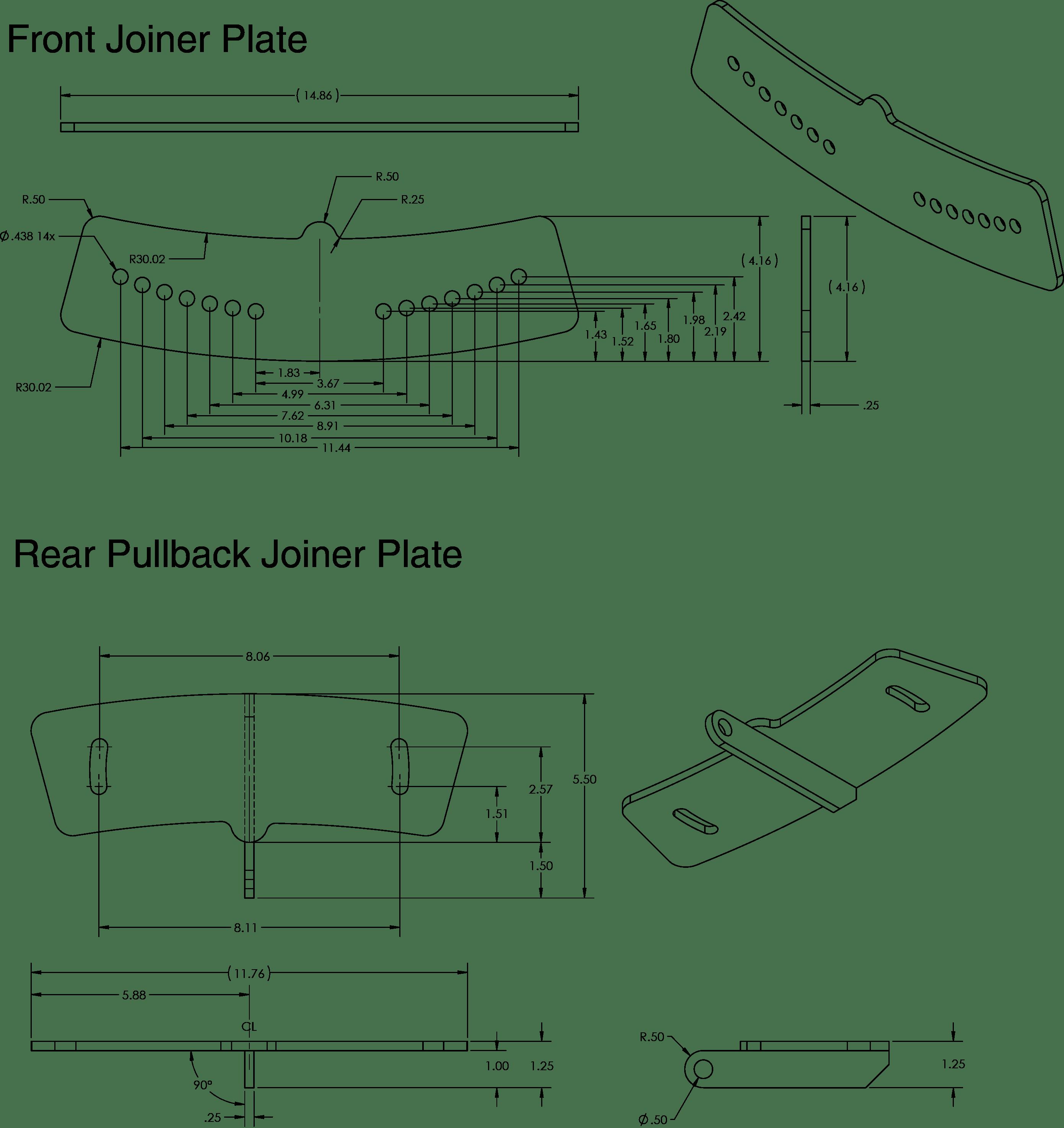 FP-AM7215-2X1-Drawings