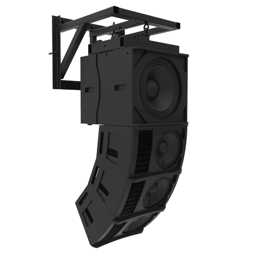 SAS-500-WM | 500lb Speaker Wall Mount