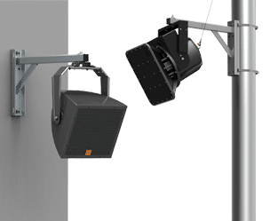 Outdoor Audio Mounts - Audio Mounts & Rigging