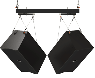 Audio Speaker Rigging Products - Audio Mounts & Rigging