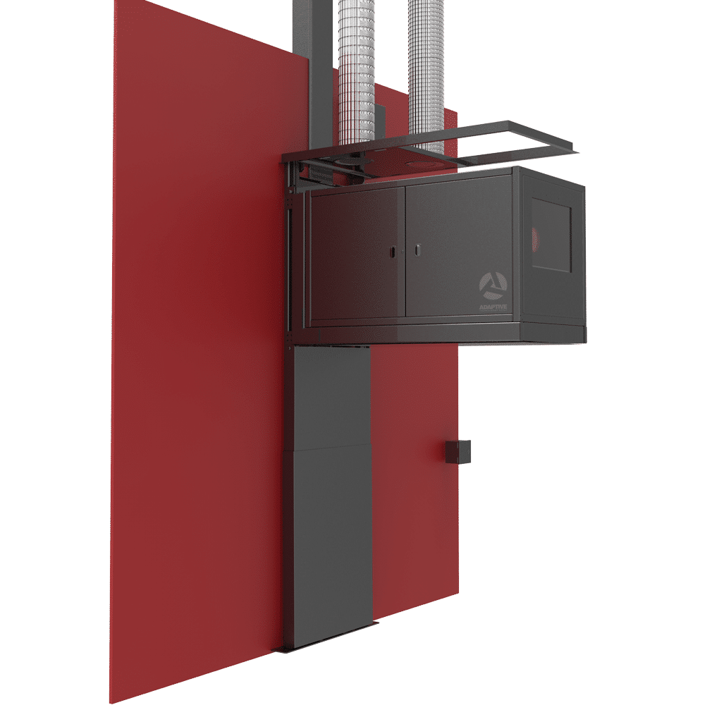 Pro-Lift-144 | Externally Ventilated and Sound Isolated Projector Lift