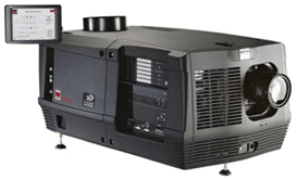 Barco | DP2K-12C and 15C Comaptibel Projector Lifts