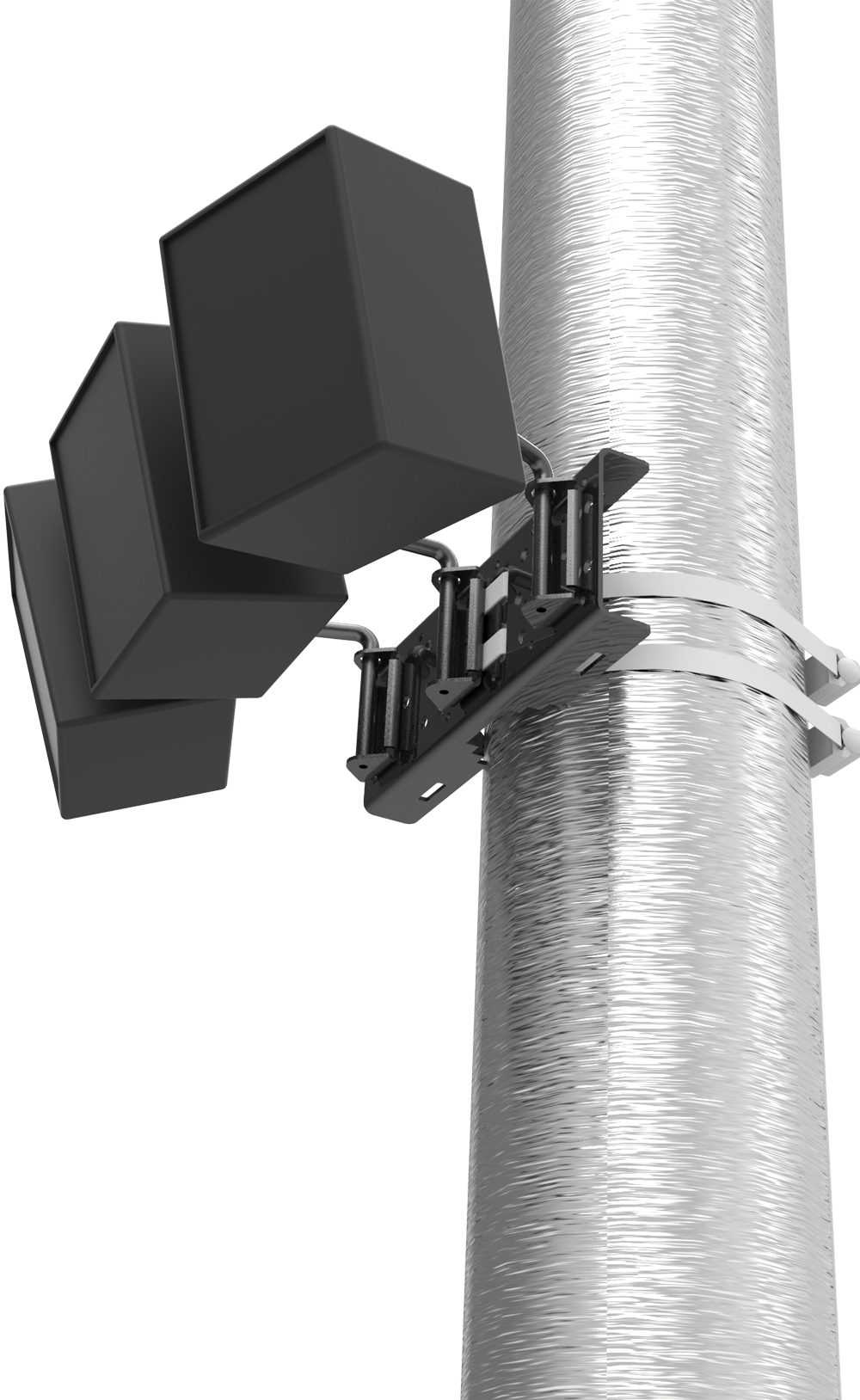 Indoor Audio Pole Mounts Configurations   Adaptive