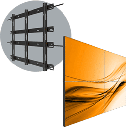 Video Wall Mounts & Rigging | Adaptive Technologies Group