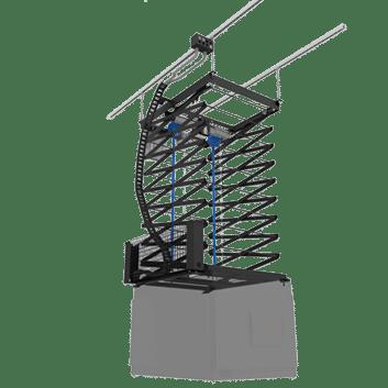 Pro-Lift-Scissor Overhead Scissor Style Projector Lift